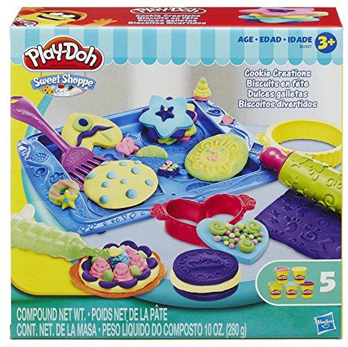 Conjunto Massinha Play-doh Biscoitos Divertidos Play-doh Conunto Massinha Play-doh Biscoitos Divertidos Multicor