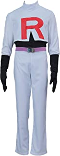 Chong Seng CHIUS Cosplay Costume Team Rocket James Outfit Ver 1