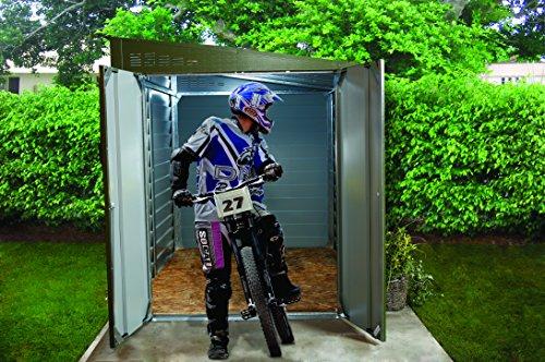 Trimetals Shed/Garage/Workshop/Motorcycle Storage - Titan 950 (approx. 9' x 5')