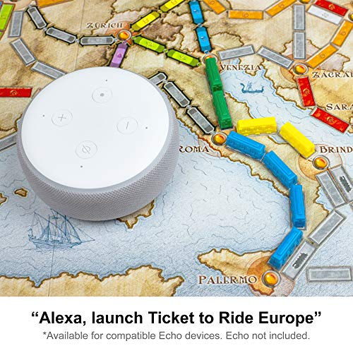 Ticket to ride Europe - 6