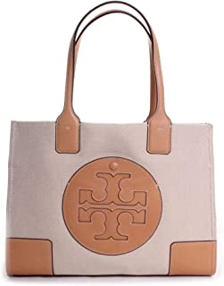 Tory Burch Womens Tote Bag, Natural - 45208