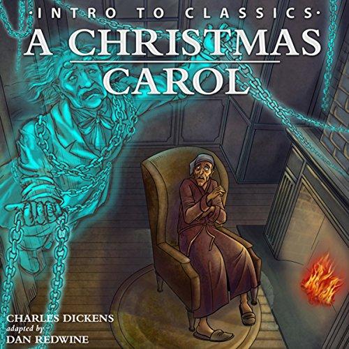 A Christmas Carol (Intro to Classics) audiobook cover art