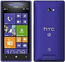 HTC 8X 8GB Unlocked GSM Windows 8 Smartphone - Blue