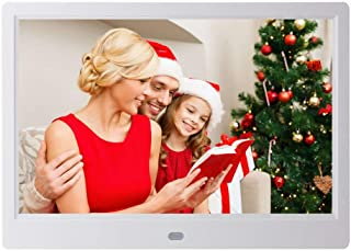 Limaomao Digital Photo Frame 10.1 Inch Digital Picture Frame 1280600 Pixels High Resolution Smart Electronic Frame Auto On//Off Timer Remote Control Included for Pictures and Videos