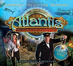 Atlantis:The Search for the Lost City (A Code Quest Adventure)