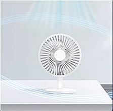 JULABO Durable Ventilateur de Table USB Ventilateur de Table à 4 Vitesses Ordinateur de Bureau Portable Mini Ventilateur P...