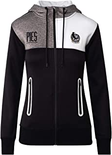 AFL Collingwood Womens Premium Hoody