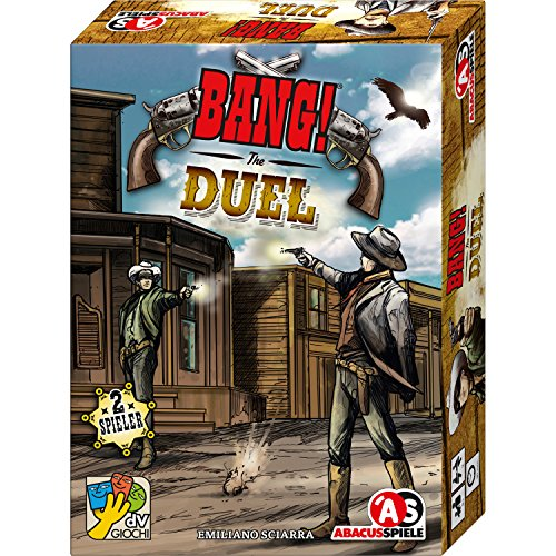 ABACUSSPIELE 36171 - Bang! TheDuel