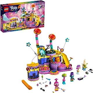 レゴ(LEGO) トロールズ ヴァイブ・シティのコンサート 41258