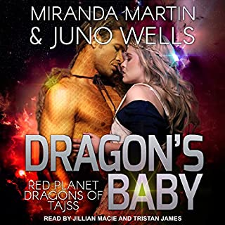 Dragon's Baby cover art