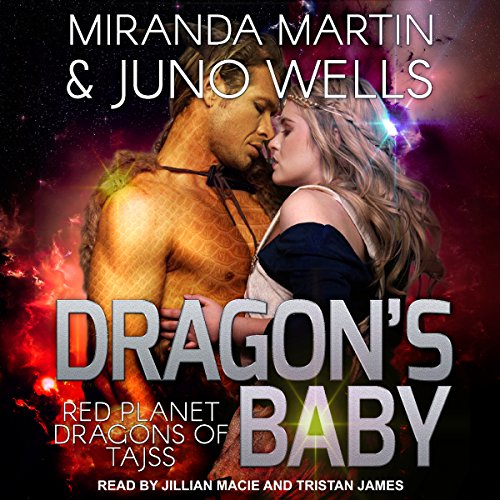 Dragon's Baby audiobook cover art