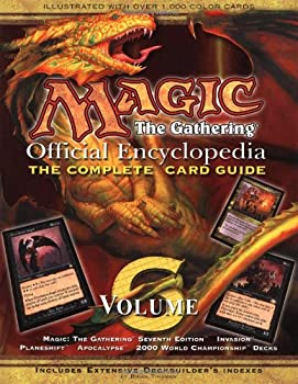 Magic  The Gathering -- Official Encyclopedia Volume 6  The Complete Card Guide
