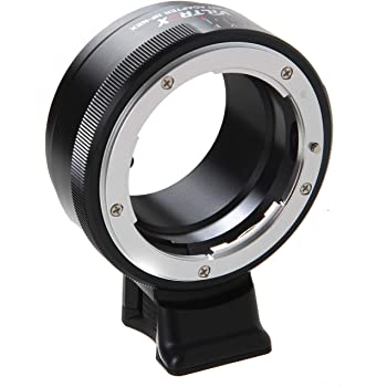 VILTROX マウントアダプター NF-NEX レンズアダプター マニュアルフォーカス Nikon Fシリーズレンズ→ソニーEマウント変換 a9/a7/a7RIII/a6500/a6300/a6000/NEXなど適用