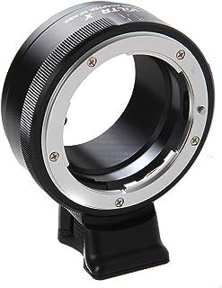 Viltrox NF-NEX - Adaptador de Objetivo para Nikon F AF-S AI G a Sony E Mount A9 A7III A7SII A7RIII NEX 7 A6500 A6300