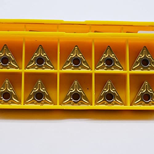 lowest ZIMING-1 10pcs TNMG160408-CNC Carbide Inserts outlet sale online tools Suitable for machining Steel parts/stainless steel outlet sale
