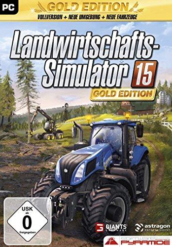 Landwirtschafts-Simulator 15 (Gold-Edition)
