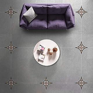 HINK-Home Pegatinas para Azulejos, Autoadhesivas geométricas para Azulejos, decoración del hogar, calcomanía de Pared, calcomanía de Pared, Productos de Pascua