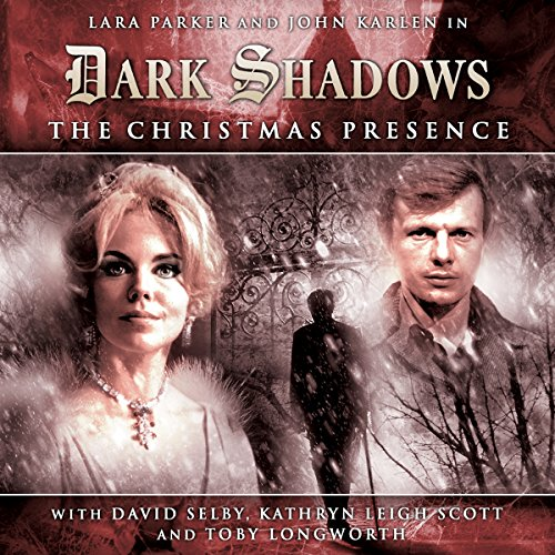 Couverture de Dark Shadows Series 1.3: The Christmas Presence