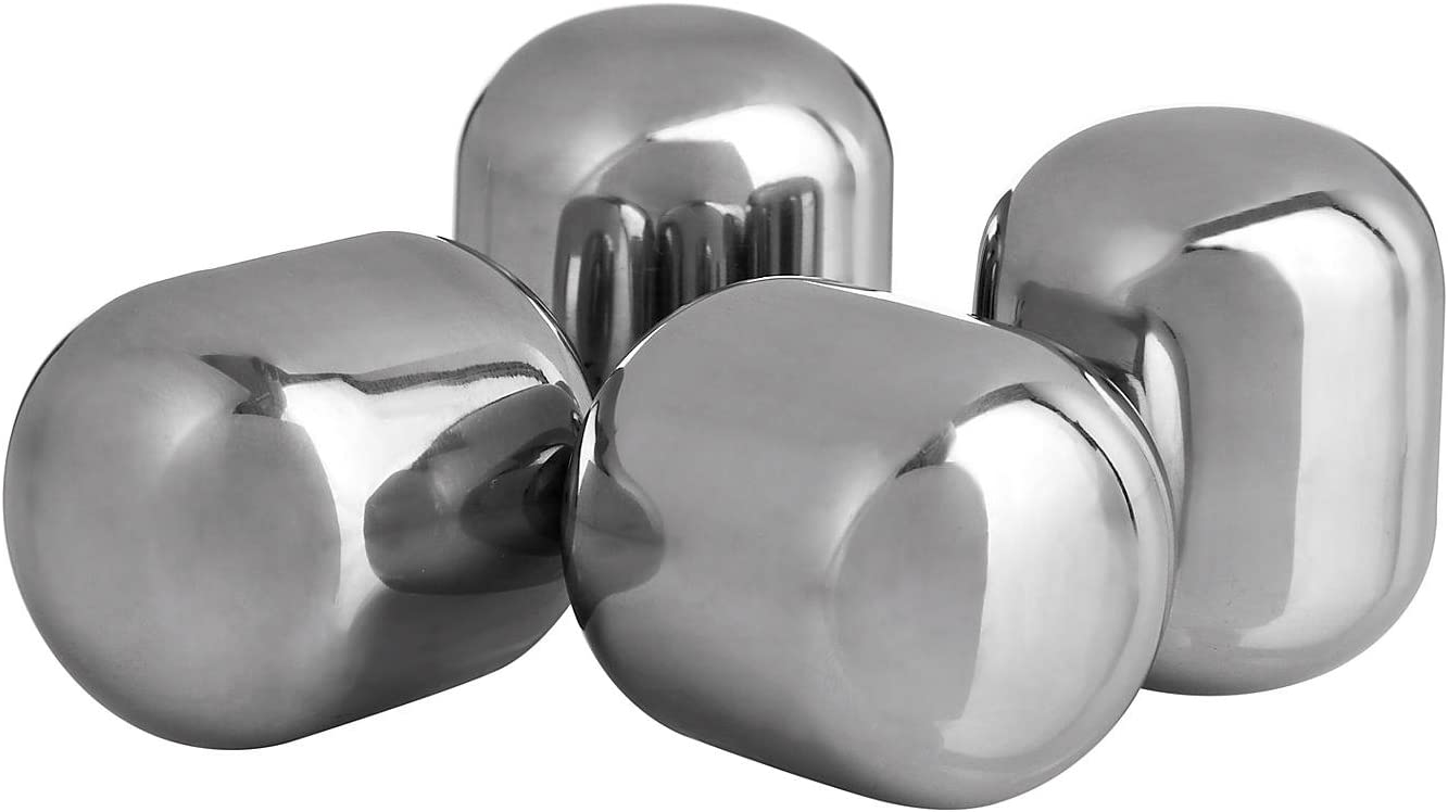 Lily's Home SW283 Super popular specialty store Hand Polished Wine low-pricing Stainless Steel Chilling Pe