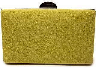 Euforia Modas - Bolso para fiesta elegante tipo clutch con correa