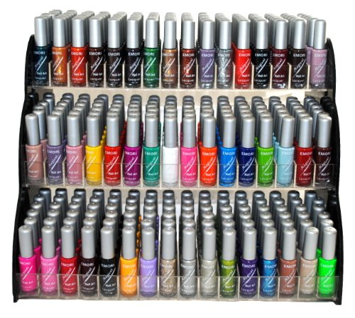Emori (TM) All About Nail 50 Piece Color...