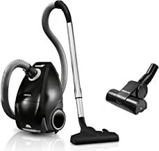 Oreck Venture Pet Power Hardwood & Floor Bagged Canister Vacuum Cleaner - Lightweight Carpet Dust & Dog Hair Remover w/ HEPA Filter For Floors & Cars