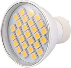 X-DREE 220V GU10 LED Light 4W 5050 SMD 27 LEDs Spotlight Down Lamp Bulb Energy Saving Warm White (4db005b0-a222-11e9-8d7c-...