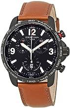 Certina DS Podium Chronograph Black Dial Mens Watch C001.647.36.057.00