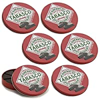 【デリカフローラ】 タバスコ スパイシー ダークチョコレート 6個セット