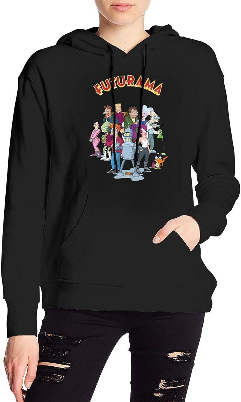 Futurama Sweater Fashion Hooded Sweatshirt With Pocket For Men'S Womens
