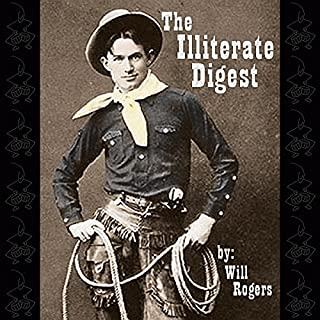 The Illiterate Digest audiobook cover art