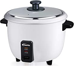 PowerPac 2.8L Rice Cooker with Aluminium Inner Pot