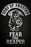 Sons of Anarchy - Fear The Reaper - Drama Tv Serie Poster