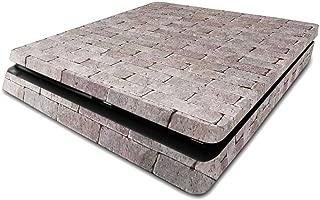 Playstation 4 Slim PS4 Slim Skin Granite Bricks Console Skin/Cover/Wrap for Playstation 4 Slim