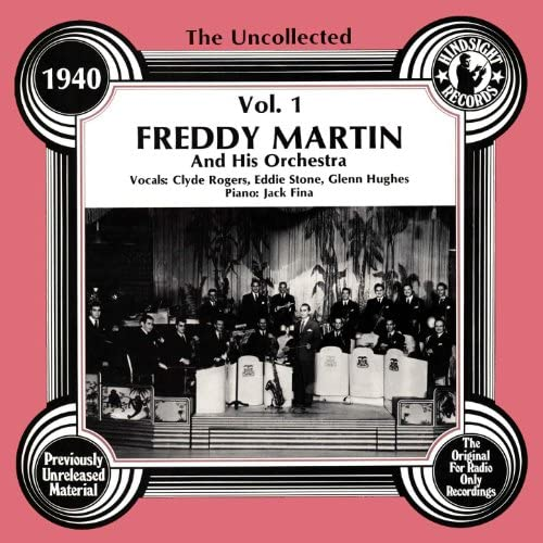 Freddy Martin And His Orchestra