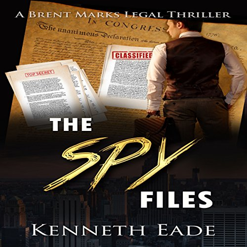 The Spy Files audiobook cover art
