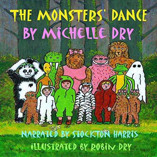 The Monsters' Dance  By  cover art