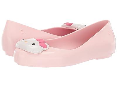 Mini Melissa Mel Space Love + Hello Kitty INF (Little Kid/Big Kid) (Pink) Girl