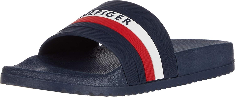 | Tommy Hilfiger Men's Riker Slide Sandal | Sport Sandals & Slides