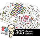 Starting Kit MIX PACK Kawaii Stickers for Life Planner, Erin Condren Stickers, Planner Stickers, Kikki...