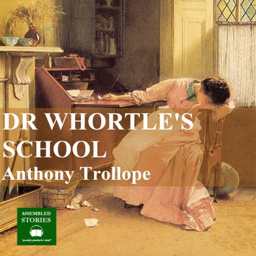 Dr Wortles School audiobook cover art