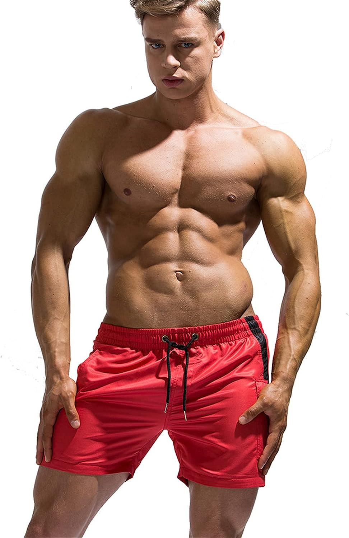 Swimming Short,Summer Casual Short Pants,Running Fitness Sports Short,Mesh Lining Men's Shorts