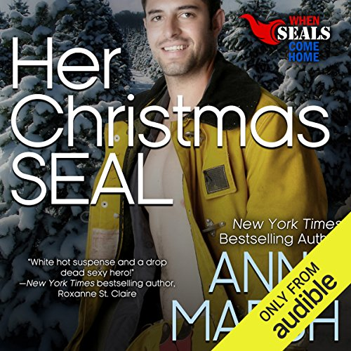 Her Christmas SEAL audiobook cover art