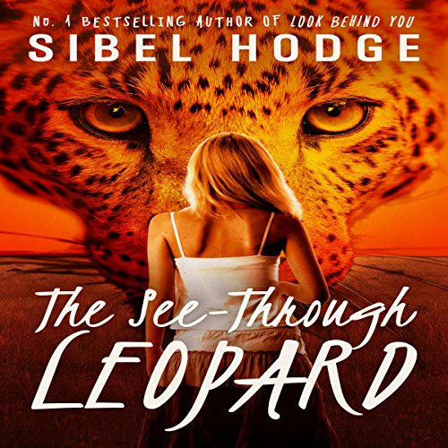 The See-Through Leopard audiobook cover art