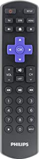Universal Remote Control by Philips, Roku Replacement Remote, Compatible with Samsung, Smart TVs,...