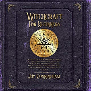 Witchcraft for Beginners audiobook cover art