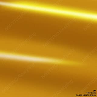 gloss lemon sting wrap
