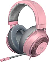Razer AU Kraken Multi-Platform Wired Gaming Headset, Quartz Pink, RZ04-02830300-R3M1