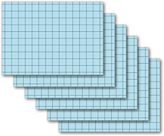 Lernkarte quer kariert 2 x 100 St/ück gelb 210x148mm Notizkarte 2er Pack Karteikarten DIN A5 Mehrzweckkarte