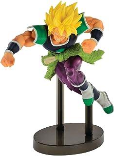 Figure Bandai Banpresto Dragon Ball Super Super Sayan Broly Z Battle Ref. 34854/34855 Multicor